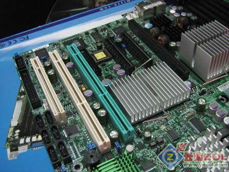 双cpu超微x7dva-8服务器主板价廉物美